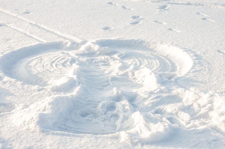 Lumienkeli Tuusulanjärvi