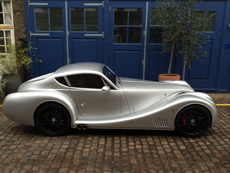 Morgan Aero Supersport in London, Car Locator - London Morgan, Morgan Dealer in Kensington, Morgan Car in London