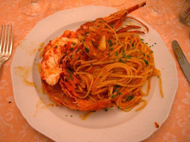 Ricetta Linguine all'astice | Ricette di ButtaLaPasta