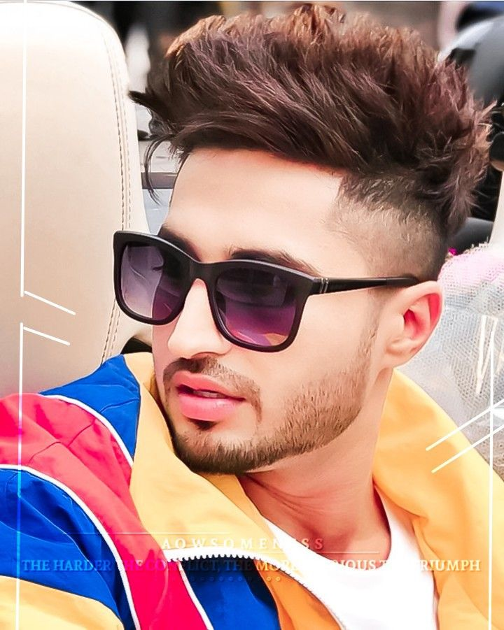 Pin By Trishel Kaur On Jassie Gill Cute Boys Images Stylish Boys Jassi Gill Hairstyle