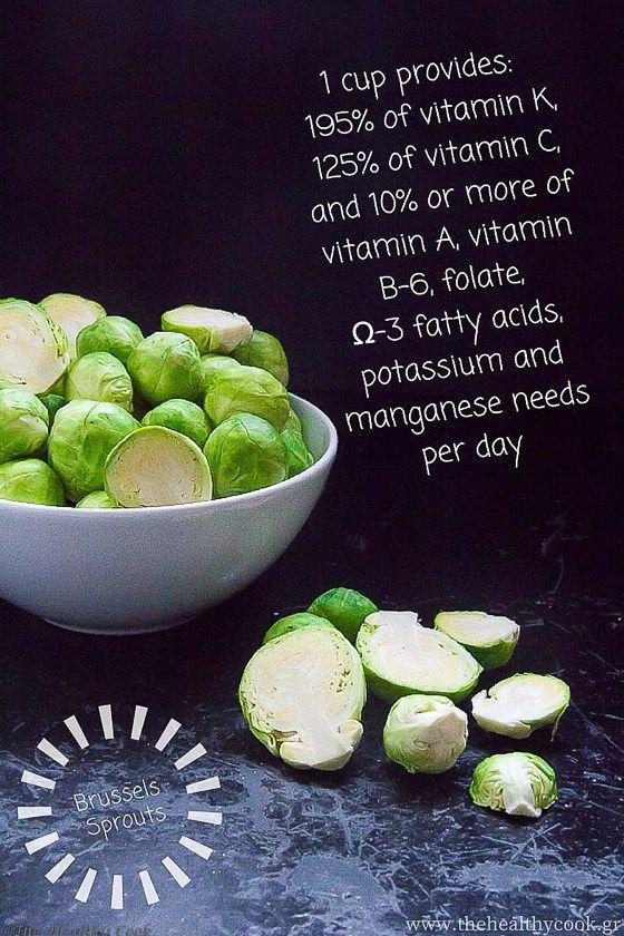 Brussels Sprouts, the miraculous food – Λαχανάκια Βρυξελλών, η θαυματουργή τροφή -