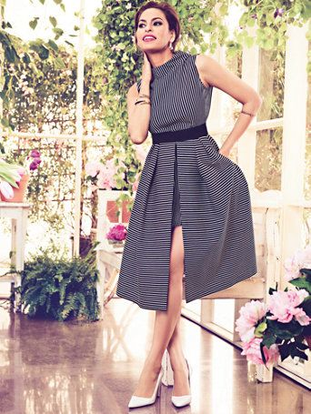 Eva Mendes Collection - Freya Flare Dress