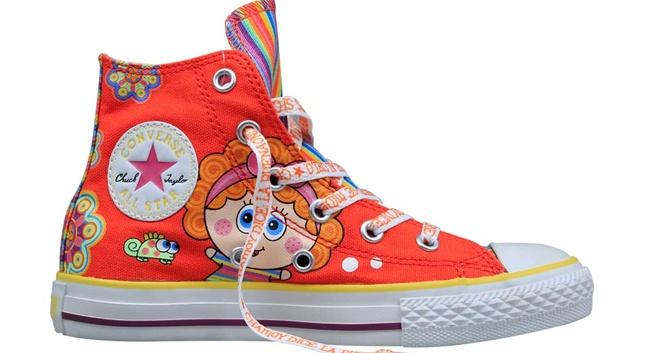 Distroller + Converse!!!! lo mas chingón!!!///y yo que necesito unos tenis naranjaaasss