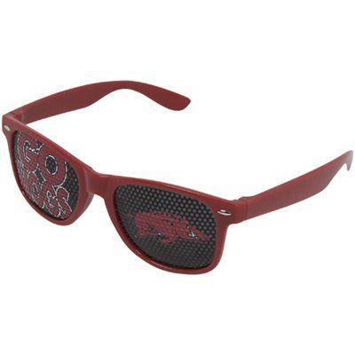 Arkansas Razorbacks Ladies Go Design Sunglasses - Cardinal