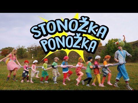 Štístko a Poupěnka - Stonožka Ponožka - YouTube