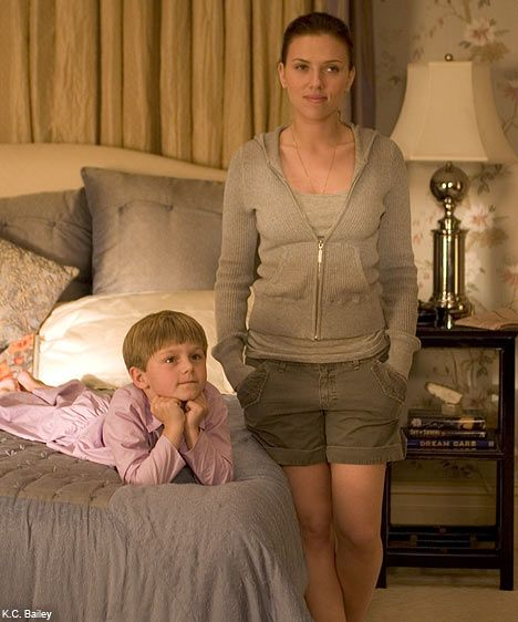 The Nanny Diaries: I thought the Book was better.