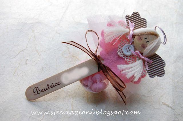 ✿.。.:* Kawaii *.:。✿ Angel bookmark by Stephania - stecreazioni blogspot