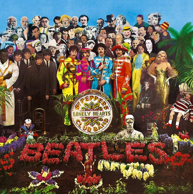 The Beatles-Sgt' Pepper's Lonely Hearts Club Band
