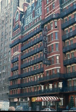 The Chelsea Hotel:   The infamous Chelsea Hotel in New York City is one of the area's spookiest landmarks. Built in 1884, the hotel has been home to many notable writers, musicians and artists over the years. Even though many of its most famous occupants have since died, visitors claim to have spotted the apparitions of Dylan Thomas, Eugene O'Neil and Thomas Wolfe.