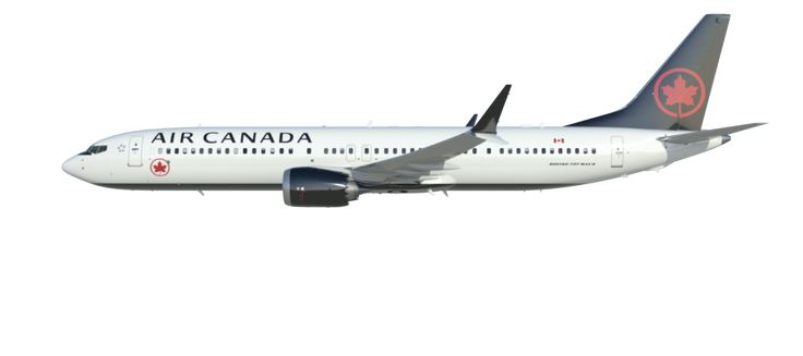 Air Canada 737 MAX 8 Seatmaps Revealed - One Mile at a Time https://link.crwd.fr/4OZQ