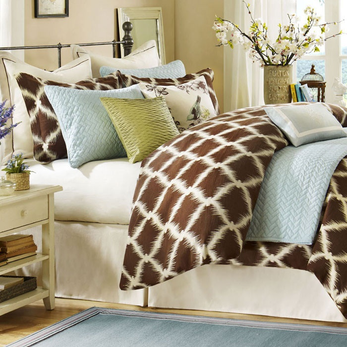 17 Best Images About Ikat Textile For Home On Pinterest