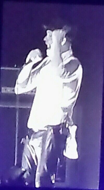 It would seem to me I remember every single fucking thing I know #TheTragicallyHip #GordDownie ACC Feb. 19, 2015