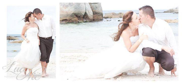 Luanic Photography - Beach Wedding
