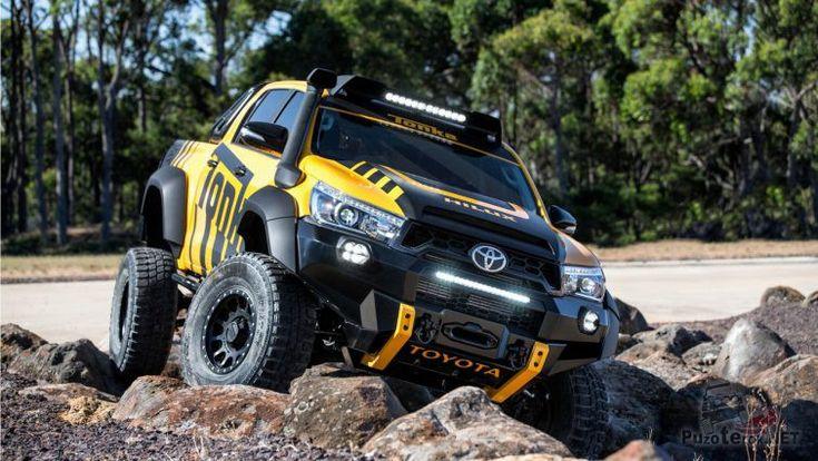 Фото тюнинга Хайлюкс | Toyota hilux, Toyota, Toyota trucks