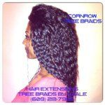 Crochet Braids New Jersey : Tree Braids- cornrow tree braids hair extensions in New Jersey.