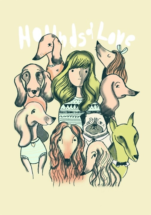 Hounds of love!