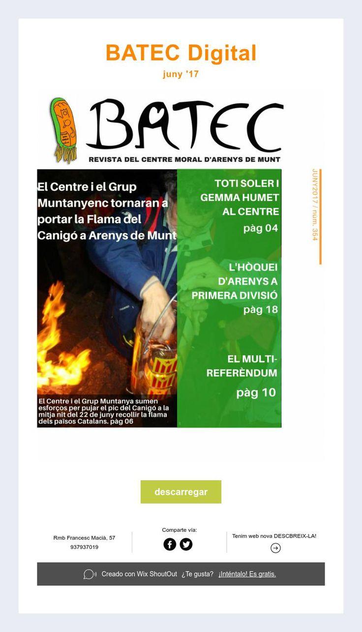 BATEC Digital  juny '17