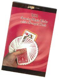 101 Tricks with a Svengali Deck Booklet by Royal Magic. $4.95. This terrific booklet will show you 101 spectacular magic tricks using one of the most ingenious magical tools, The Svengali Deck. No deck or DVD included - Booklet only. Learn such effects as: Mind Reading, Bigger and Better, The Svengali Tap, The Svengali Scramble, The Telepathic Tattle, Bottom's Up, Good Vibrations and many, many more! You can look like a professional sleight-of-hand artist in just a few sho...