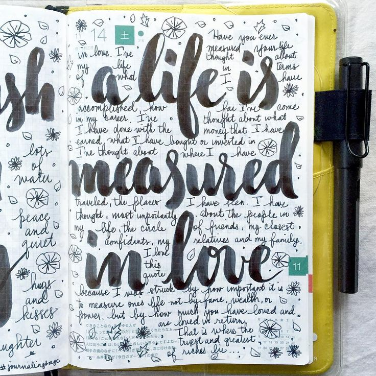 A life is measured in love  IG:@pepperandtwine