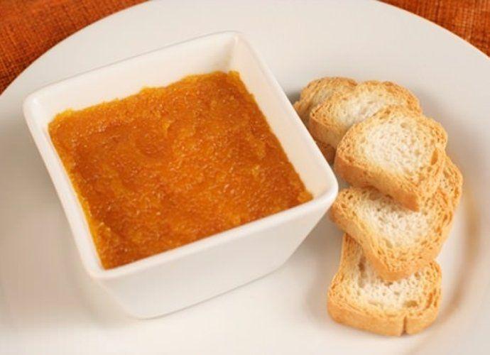 Mermelada de zanahoria para #Mycook…