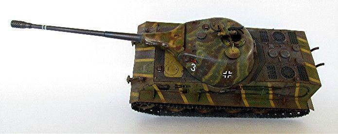 Panzer VII Schwerer LÖWE (15cm L/40)