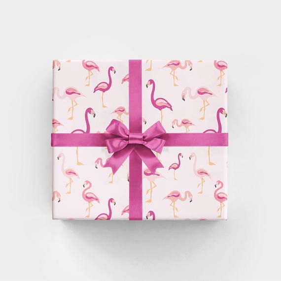 TO SEE OUR COMPLETE COLLECTION OF WRAPPING PAPER please visit us at www.revelandco.com Standing tall and always thinking pink, these party animals are more than just decorative lawn ornaments. Our flamingos are full of personality and are the perfect character to share with every member
