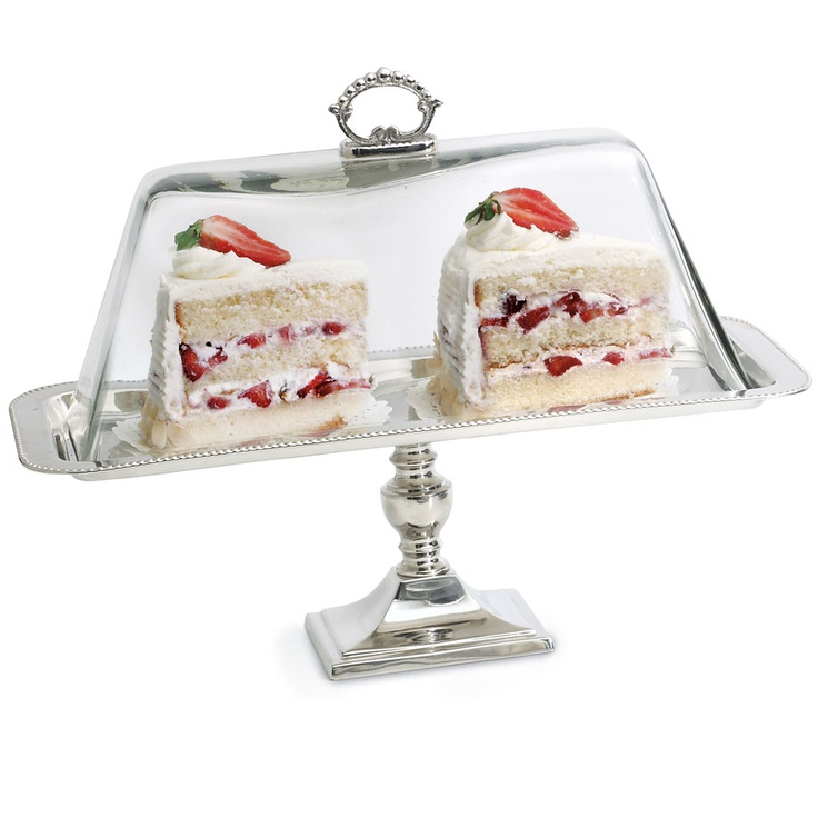 207 best images about cake stands on pinterest pretty for Pretty cake stands