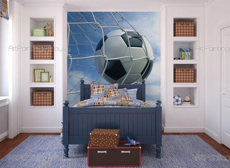 poster mural grand format but football une large gamme de produits dcoratifs papier peint photo murale poster - Poster Mural Grand Format