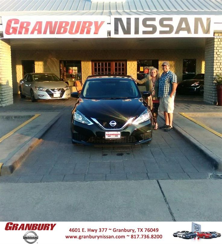 Congratulations Phillip on your #Nissan #Sentra from Greg Dowler at Granbury Nissan!  https://deliverymaxx.com/DealerReviews.aspx?DealerCode=G586  #GranburyNissan