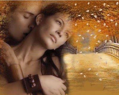 Enredada está la noche,  entre flores y nostalgia. Entre silencios y voces, que me atraviesan el alma, Enredada está la noche, entre versos y guitarras, entre suspiros al viento, envuelta en en un manto de plata, acariciando la luna, mientras sueño que te amaba.  Liria Candela