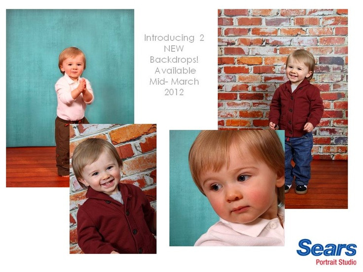 20 best Whats new at Sears Portrait Studios images on Pinterest