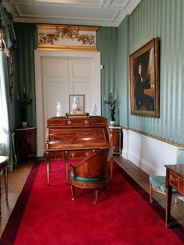 Chatsworth House interior , UK