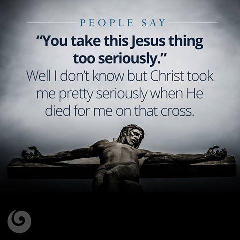 I AM a Jesus freak. I love Jesus with all my heart.