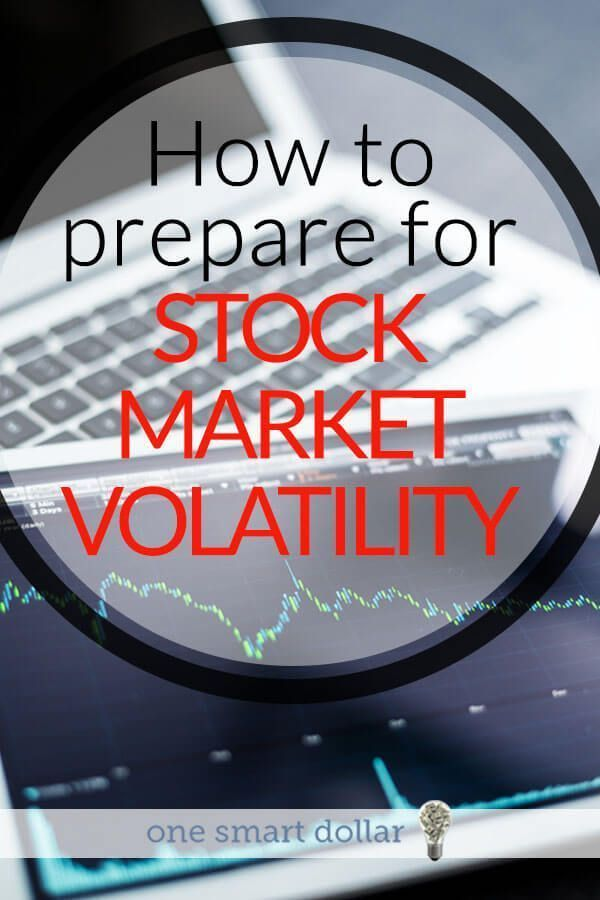 Preparing for Market Volatility No Matter Your Age