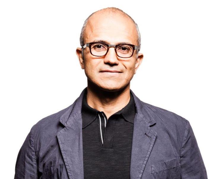 Noul CEO Microsoft este Satya Nadella.