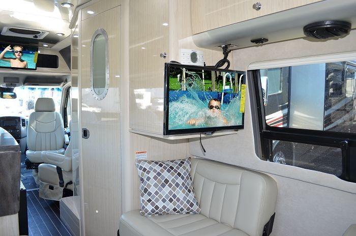 2014 Airstream Interstate - M17308S - New Class B RV for sale in North Tonawanda, New York.