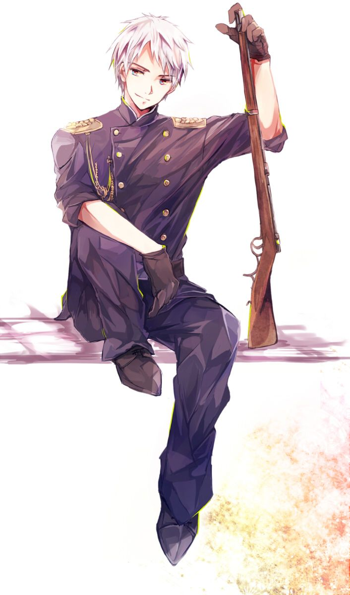 sexy prussia