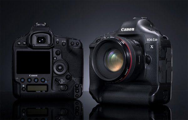 Canon 1DX DSLR