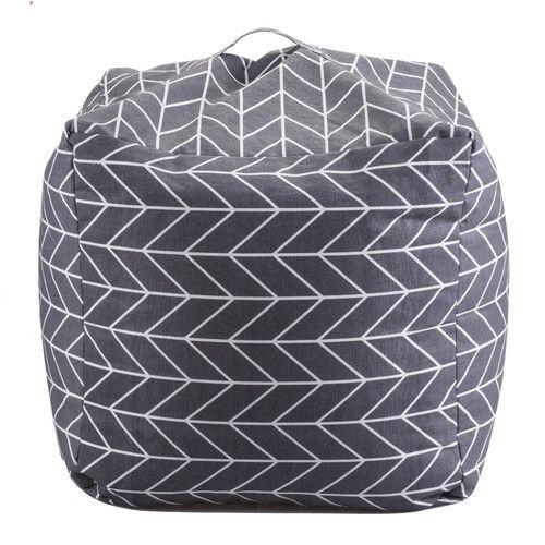 Found it at Wayfair.ca - Geometric Bean Bag Chair