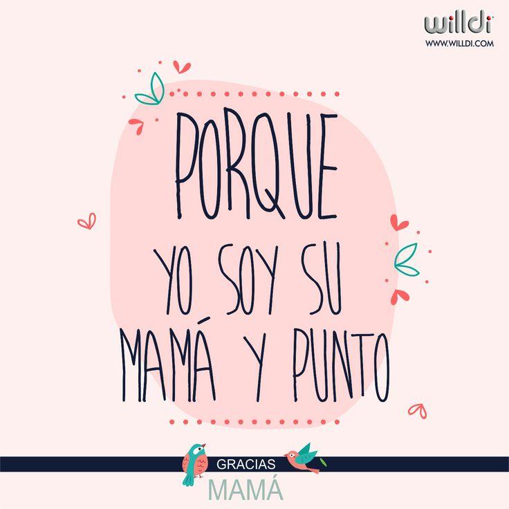 ☀Porque las adoramos y punto !!! Hermosas mamitas, felicidades en este mes para todas❤