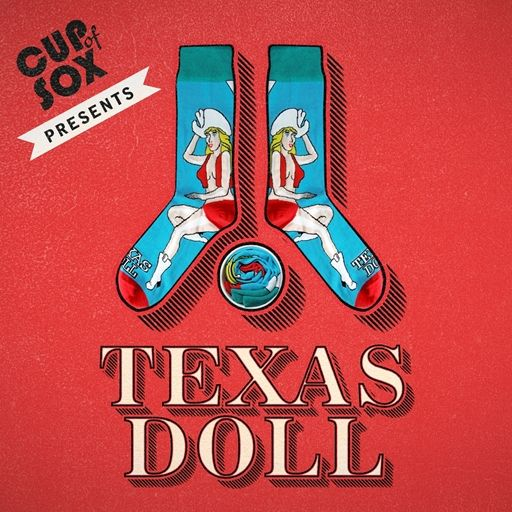 Texas Doll [ ] #cupofsox #skarpetki #skarpetka #socks #sock #womensocks #mensocks #koloroweskarpetki [ ]
