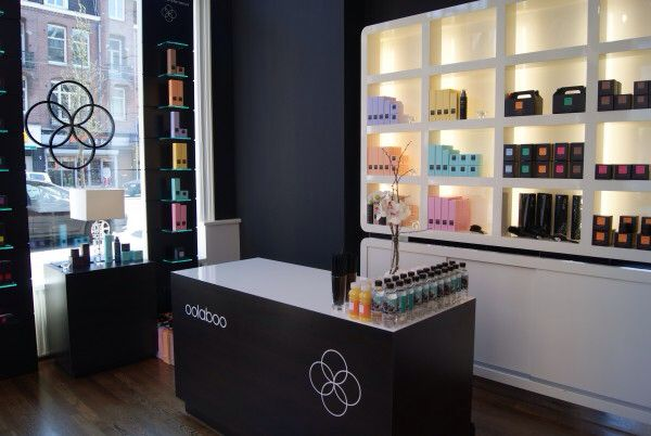 Oolaboo hair and skin brandstore Amsterdam