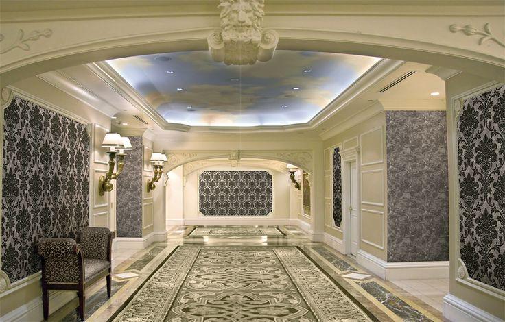 Kashmir luxury italian wallcoverings. Max Martini Home #interiordesign