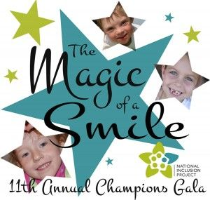 Champions Gala - National Inclusion Project Saturday, Sept 20th 2014