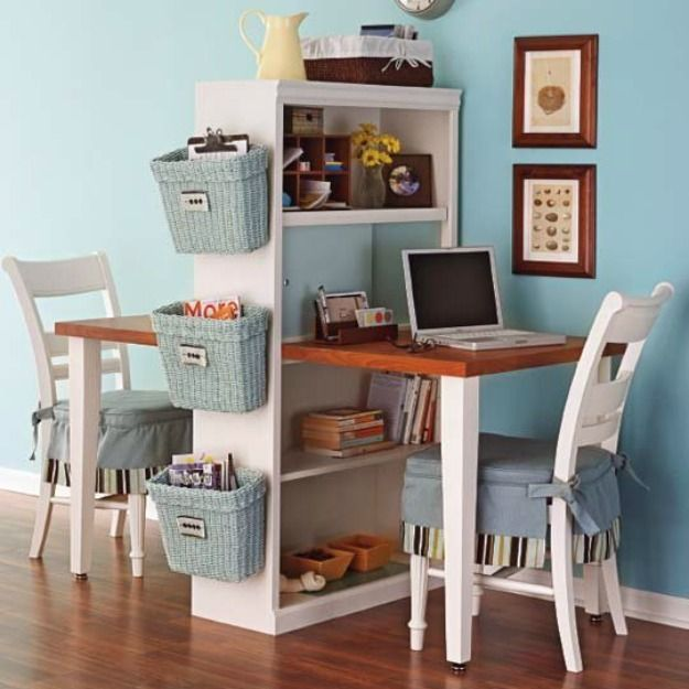 Home Office Ideas For Small Spaces, Office Furniture For Small Spaces