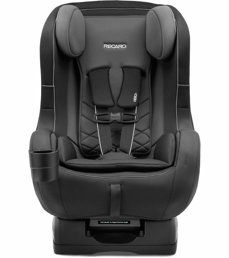 Save 29% off the Recaro Roadster XL Convertible Car Seat - Carbon Black