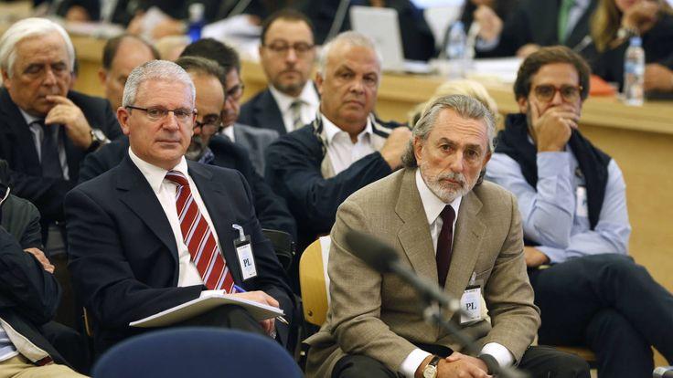 Justicia destina 30.000 a cada abogado de oficio que defiende a los acusados de Gürtel
