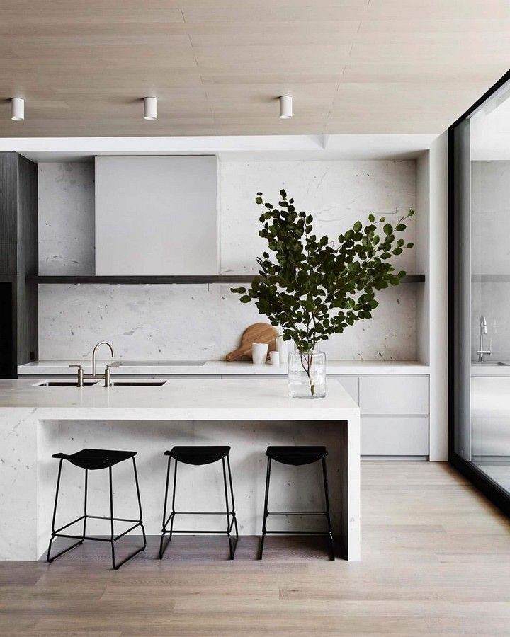 Top 27 Modern Kitchen Interior Design Design Ideas For Apartments Modern Kitchen Design Kitchen Interior Contemporary Kitchen