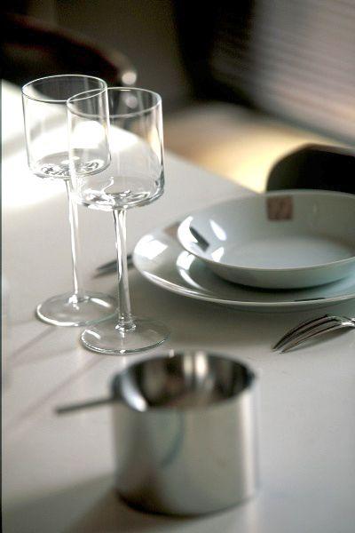 Art de la table, raffinement