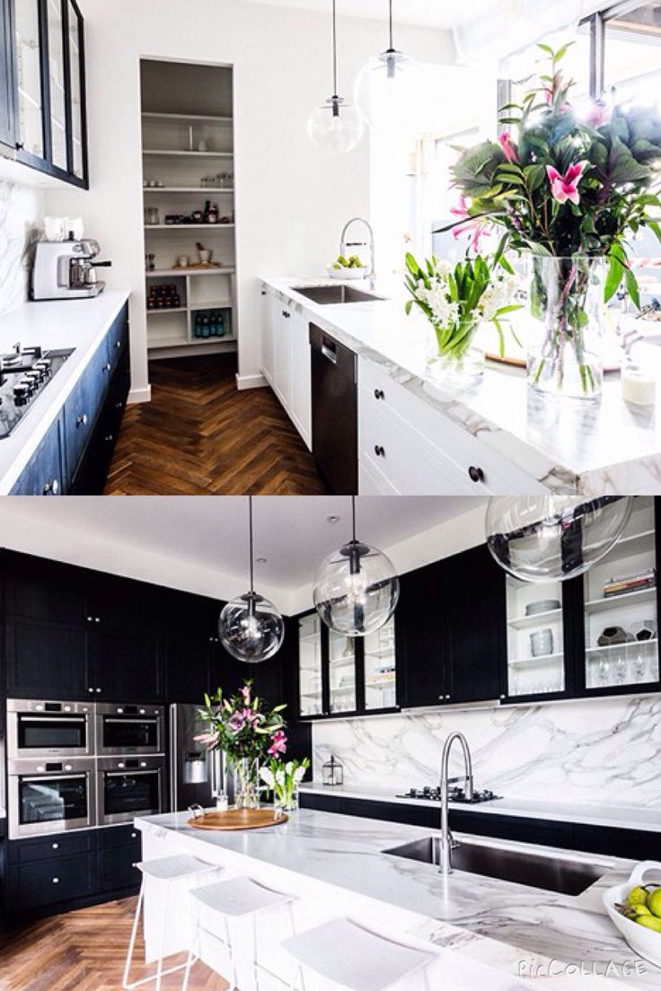 """Darren and Dee's kitchen from """"The Block"""""""